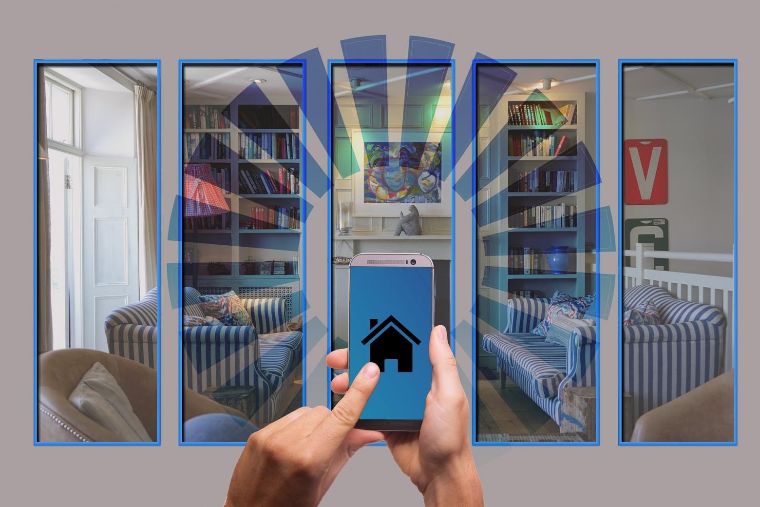 I 5 motivi per scegliere di rendere tecnologica la tua casa!